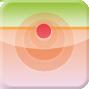 Icon einer Hautentzündung
